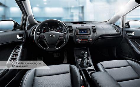 Kia Cerato 2011 Interior Kia Cerato Forte 4 Door Sedan Kia Motors Worldwide