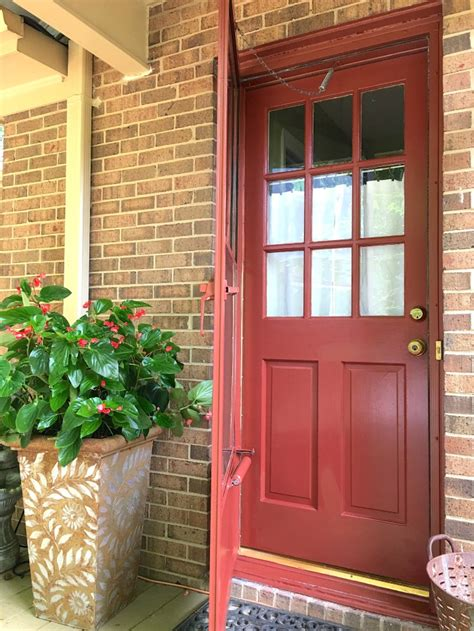 modern masters front door paint tutorials modern masters cafe blog