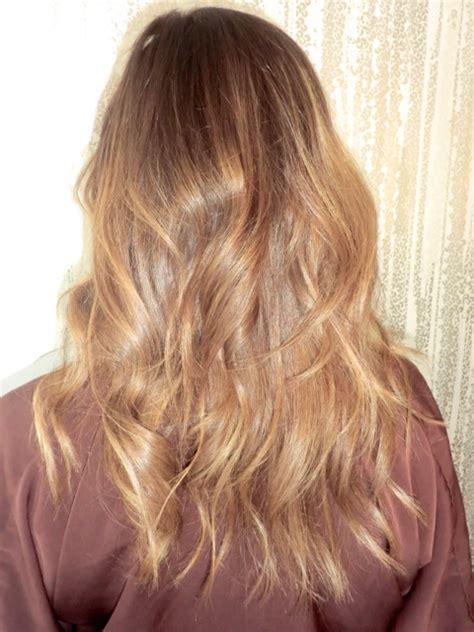 honey brown haie highlights hair honey brown neil george