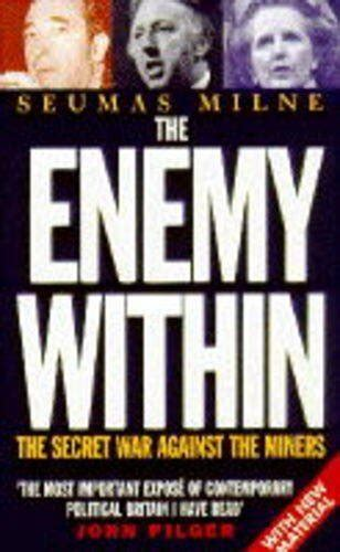 libro the war against the the enemy within the secret war against the miners economia del lavoro panorama auto
