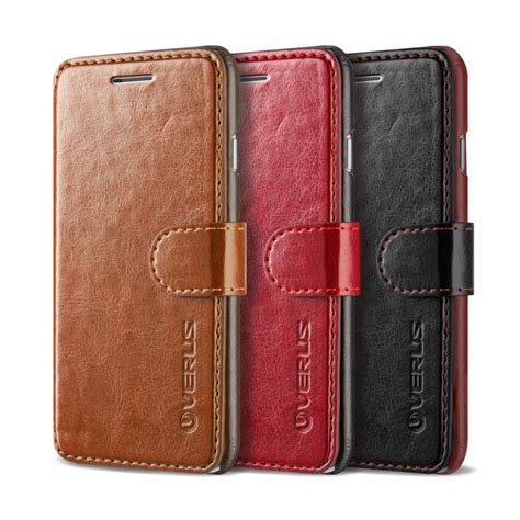 Verus Dandy Layered Leather For Iphone 6 6s Hitam Wine iphone 6s verus layered dandy brown