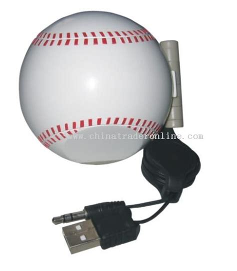 Mini Speaker Portable Trophy Fifa World Cup promotional baseball speaker baseball speaker free sles cto29496