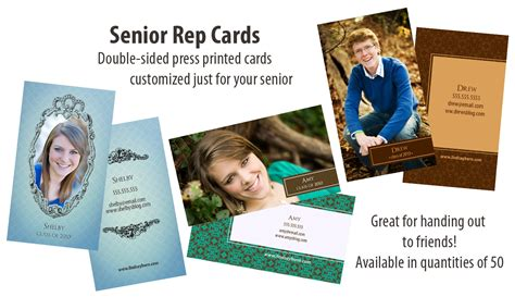 senior rep cards free templates senior rep cards new product spotlight
