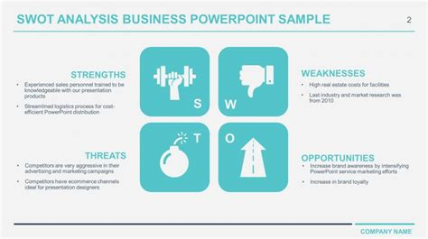 Free Download Business Swot Analysis Powerpoint Templates Swot Powerpoint Template