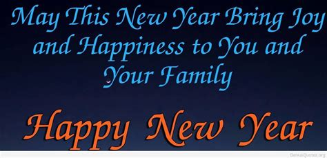 happy new year family quotes quotesgram