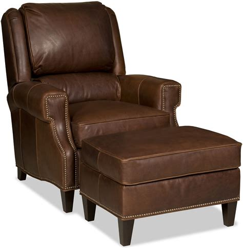 expert ease upholstery comfortable tilt back chair and ottoman
