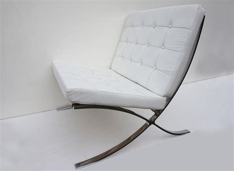 barcelona chair original design vintage barcelona chair ludwig mies der rohe for fasem
