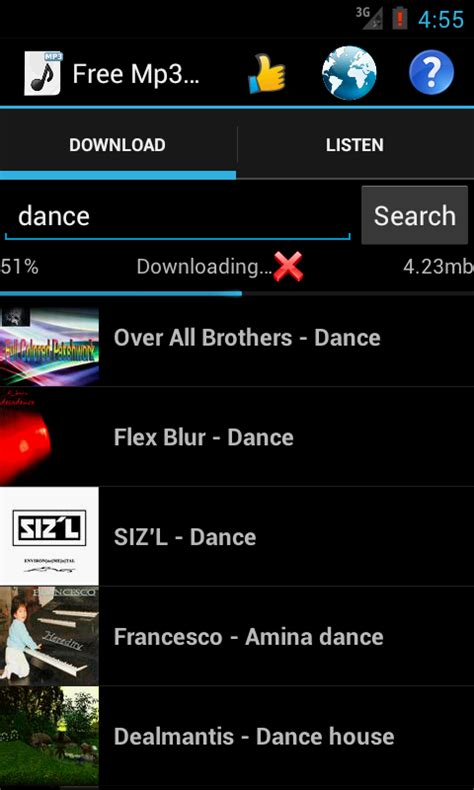 mp3 free for android free mp3 downloads android apps on play