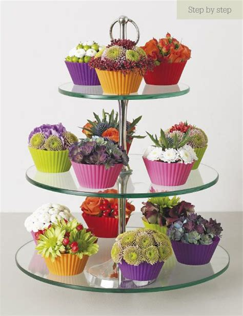 flower arrangements in unusual containers book review of