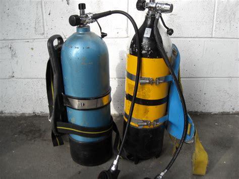 dive tanks scuba tanks prop hire and deliver