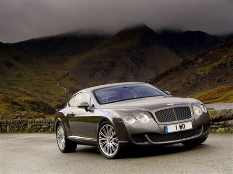 bentley gt new 600bhp bentley continental gt speed