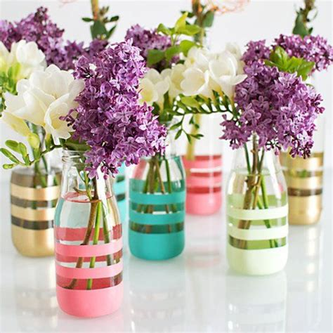 Flower Vase Painting Ideas by 17 Best Ideas About Colored Vases On Sharpie