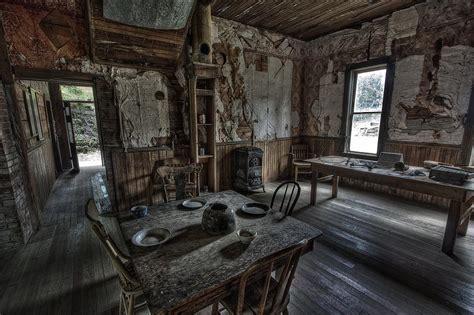 hotel dining room garnet ghost town montana
