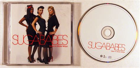 Sugababes Taller In More Ways Album sugababes taller in more ways records lps vinyl and cds