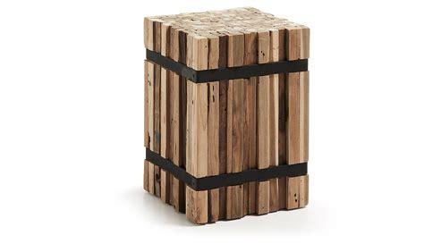 muebles en madera natural pieza decorativa madera natural irma en portobellostreet es