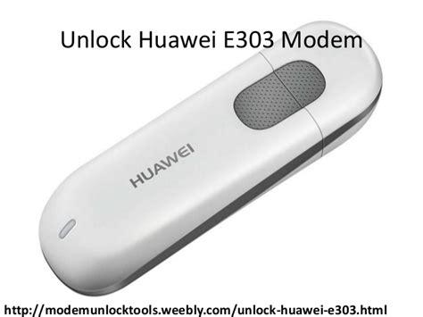 Modem Hilink Huawei E303 unlock huawei e303 modem