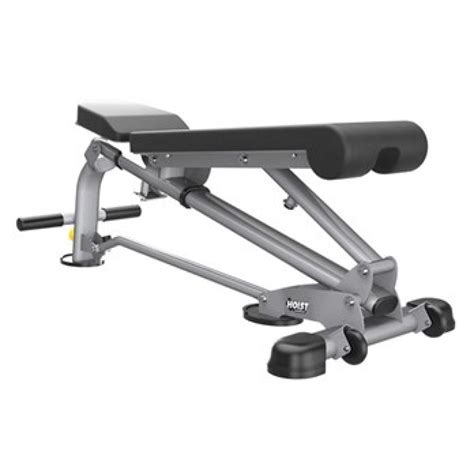 hoist bench hoist hf 5167 7 position folding f i d bench gym source