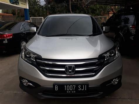 Honda Crv 1 Automatic cr v honda crv 2 0 cc tahun 2013 automatic mobilbekas
