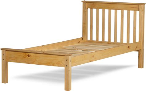 Bed Frame Alternatives Amani Chester30 Waxed Pine Beds