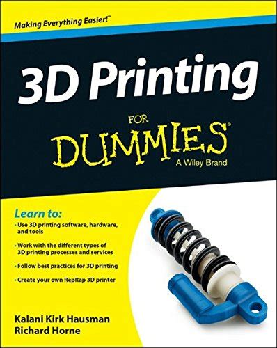 3d printing for dummies 3d printing 4me