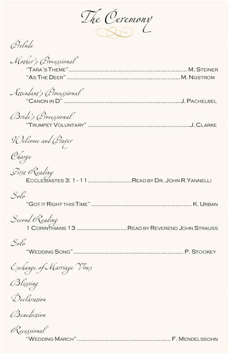 wedding programs tropical wedding directories order of service church directories program