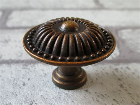 Furniture Knobs by Dresser Knob Drawer Knobs Pull Handles Antique Brass
