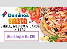 Dominos Everyday Value Offers: Pizza @ Rs.199. See Coupon Code Free Breadsticks Coupon For Pizza Hut