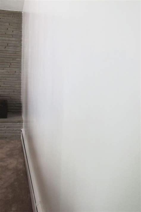 sherwin williams testing snowbound paint in zero voc merrypad
