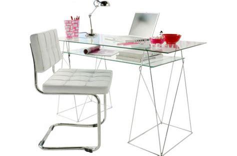 bureau en verre pas cher bureau en verre design pas cher achat mobilier de bureau