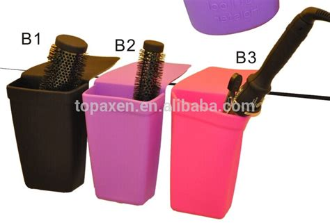 Hair Dryer And Straightener Holder Argos silicone iron holder salon hair dryer holder hair