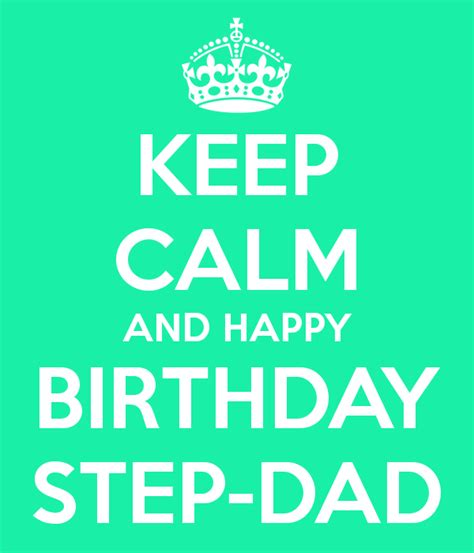 Happy Birthday Step Quotes Birthday Wishes For Step Father