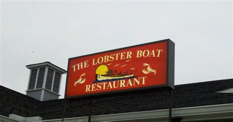 lobster boat menu litchfield nh new hshire restaurant reviews the food is great on
