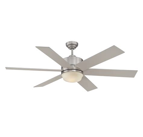 silver ceiling fan with light silver ceiling fan with light modern ideas modern