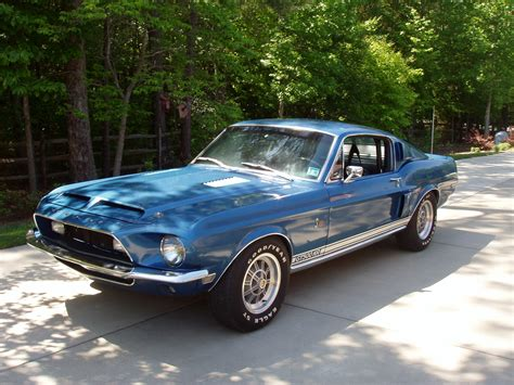 1968 mustang gt500 1968 mustang shelby gt500 kr by thecarloos on deviantart