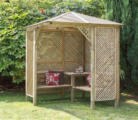arbor with bench seat 45 garden arbor bench design ideas diy kits you can