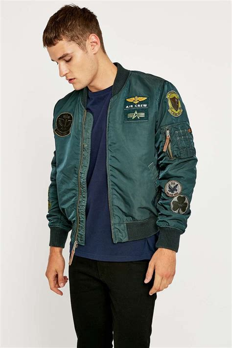 Mens Patch Bomber 4123 Best Piping34 Images On