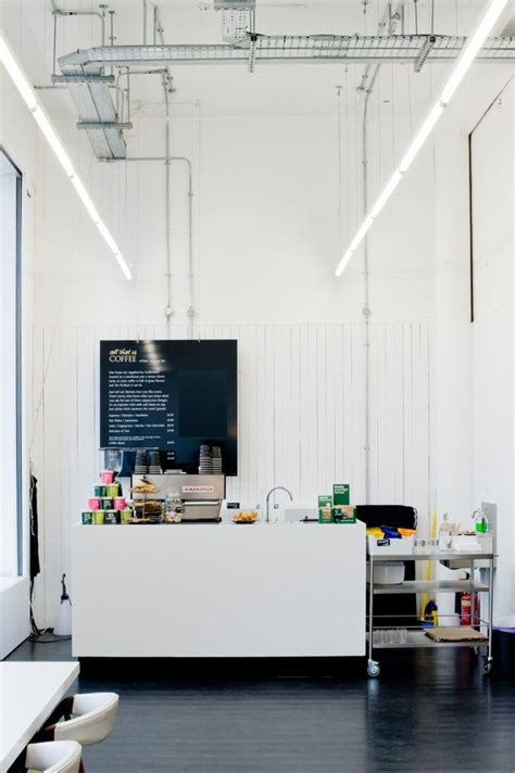 hybrid coffee bars cafe interior design
