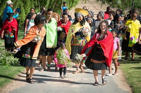 Zulu Wedding Ceremony by Traditional Zulu Wedding In South Africa Aisle Society