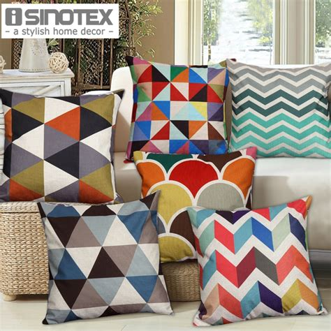 aliexpress com buy nordic simply geometric pillow home aliexpress com buy 1 pcs nordic vintage cushion cover