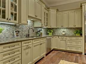 green cabinet kitchen kitchen sage green kitchen cabinets teak wood tile