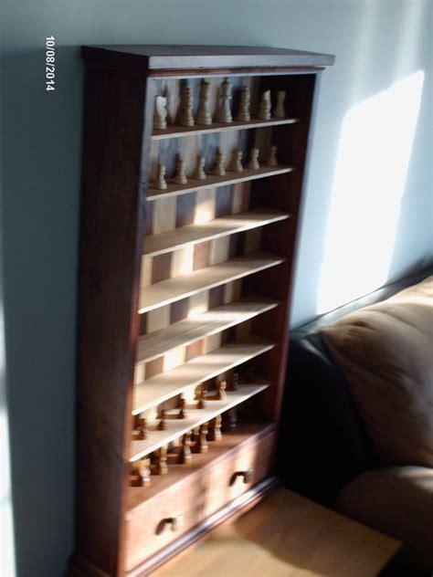 wall mount chess board game  misterchips  lumberjocks