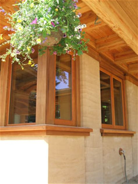 Window Sills Exterior Wood Clifton S Rammed Earth