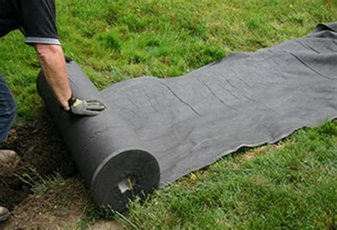 Does Landscape Fabric Leach Chemicals How To Build A Drain