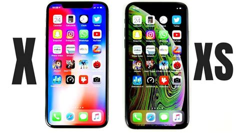 iphone x vs iphone xs speed test