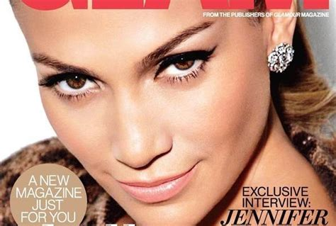 jennifer lopez covers the debut issue of glam belleza jennifer lopez i m supposed to be flawed i m perfect in