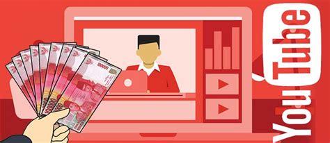 buat akun youtube dari hp cara mendapatkan uang dari trik jadi youtubers yang mendulang uang banyak ikuti cara