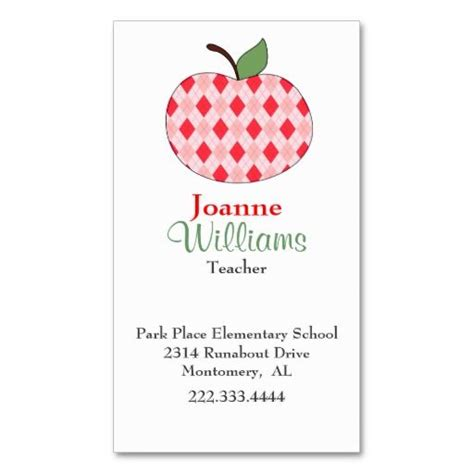 apples to apples card template 293 best images about appointment business card templates
