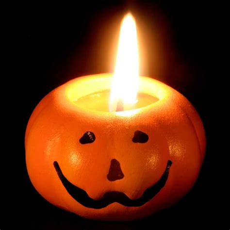 Pumpkin Candle Cool Candles And Its Burner Knowledgebase