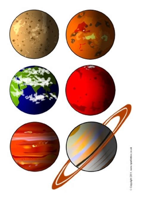 solar system fact cards template space primary teaching resources and printables sparklebox