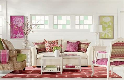 pink and green living room pink green living room for the home pinterest